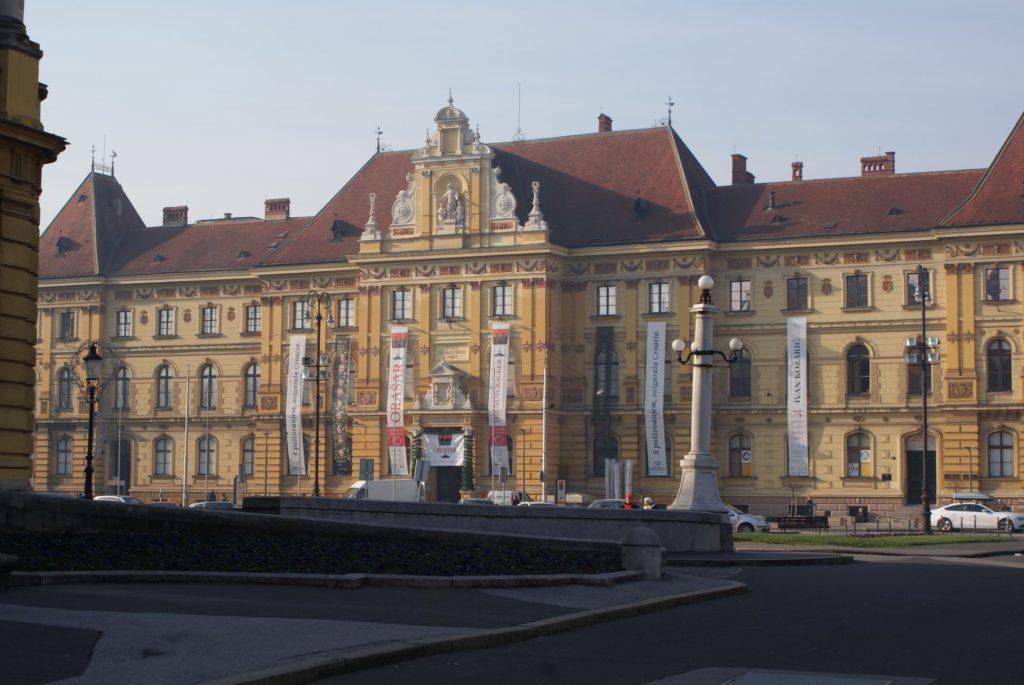 museum 'Arts en Crafts' in Zagreb