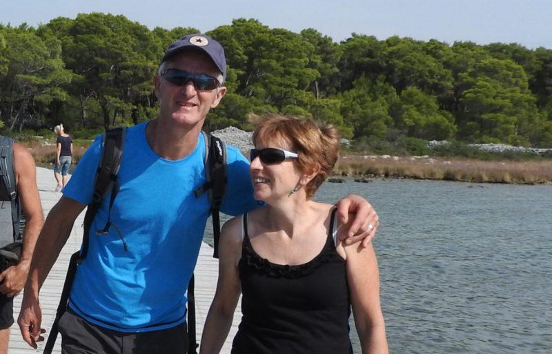Griet en Anri Kuca Bajlo