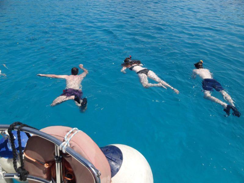 zwemmen-kornati-eilanden