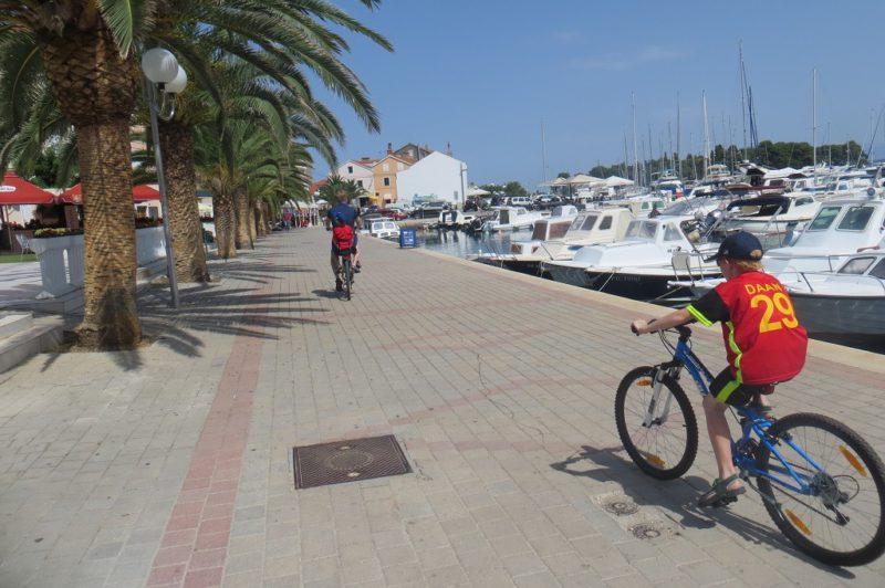 fietsen-eiland-Ugljan