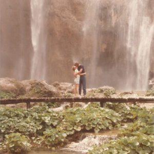 Plitvice meren 1984