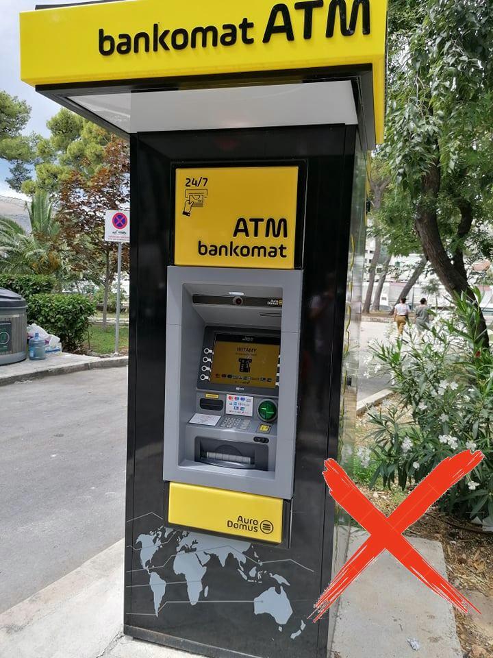 Bankautomaat Auro Domus