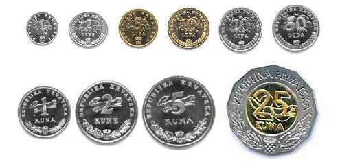 lipa en kuna kroatische munteenheid
