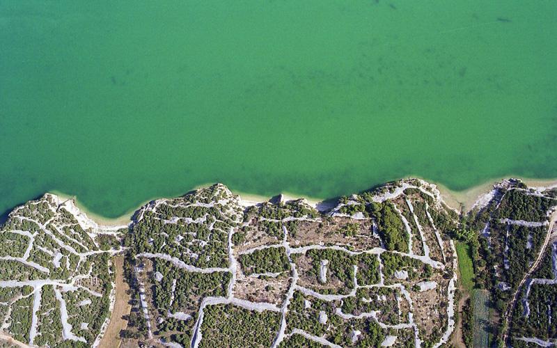 modrave Vransko Jezero