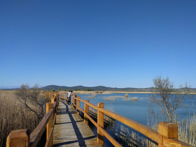 vogelreservaat Vranso Jezero natuurpark