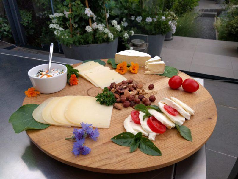 verschilloende soorten kaas