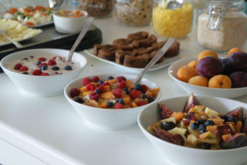 vegetarisch ontbijt havermout