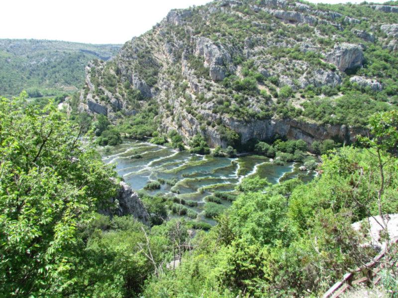 De parken van Kroatië