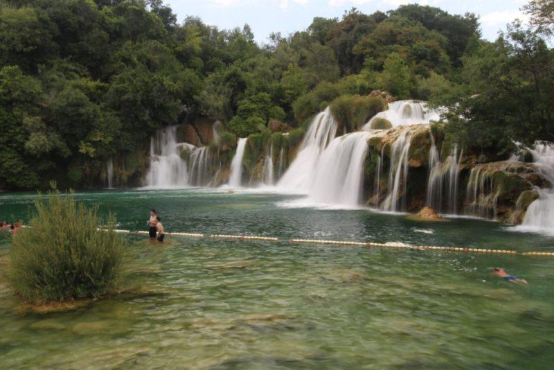 natioanaal park Krka