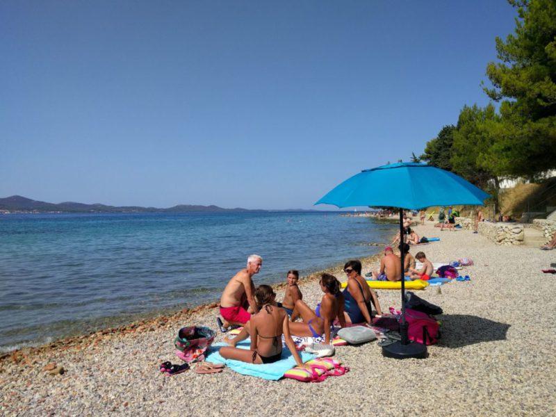 strand-Kolovare-Zadar