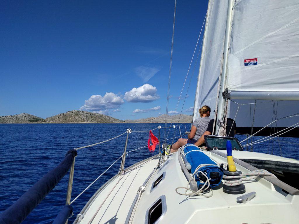 Maritiem toerisme Kroatië