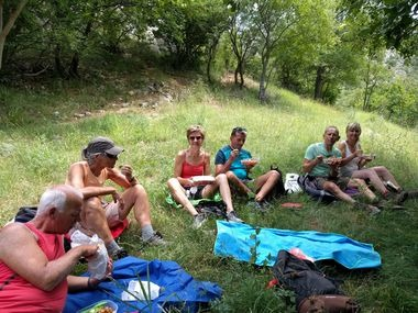 picknick Krupa