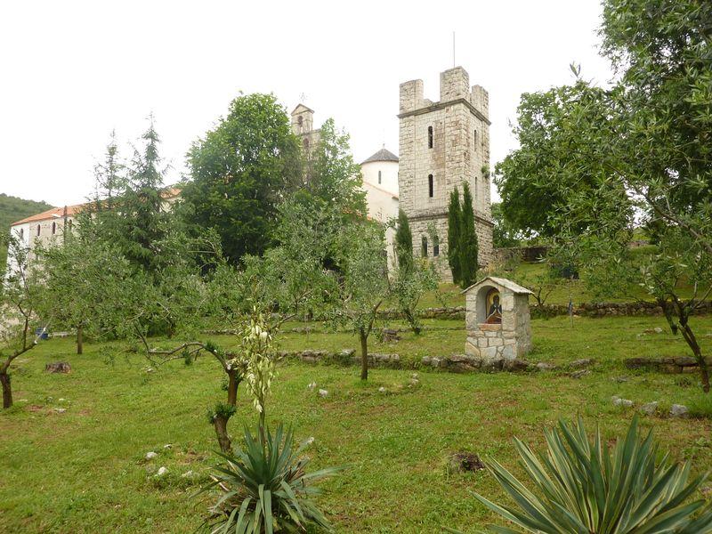 orthodoxklooster van Krupa