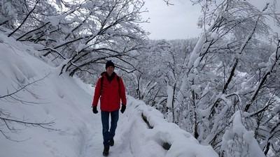 Plitvice meren winter