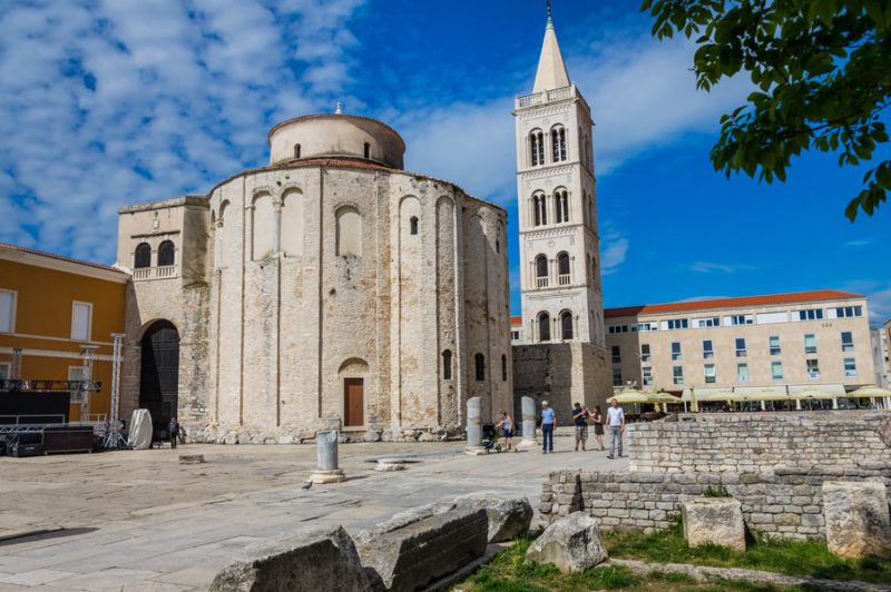 Donat forum Zadar