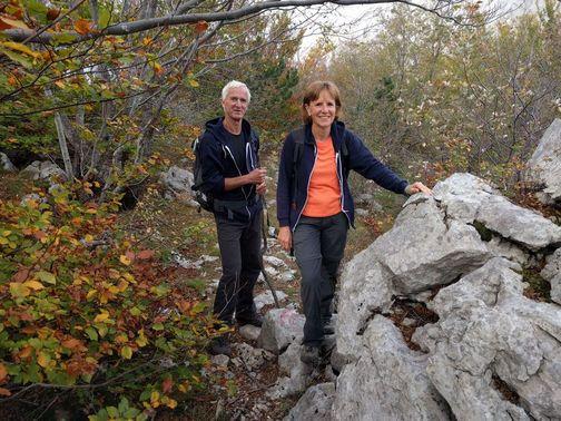Griet en Anri Bajlo, B&B Kuca Bajlo Zadar