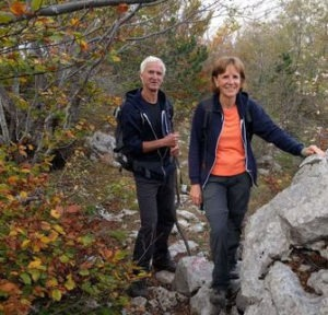 Griet en Anri van B&B Kuca in bajlo in Zadar