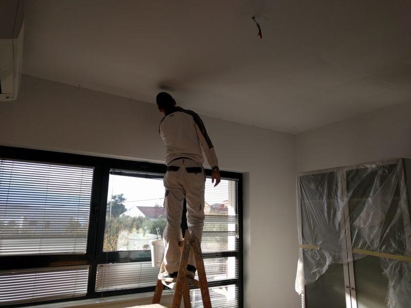 schilderen kamers