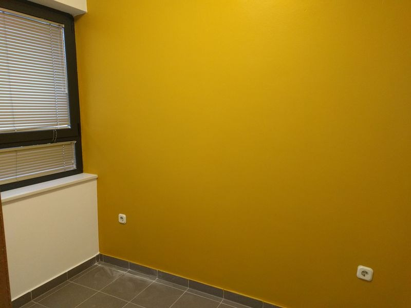 gele accent kleur