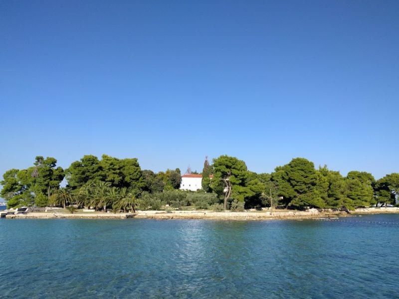 eiland Galovac Zadar