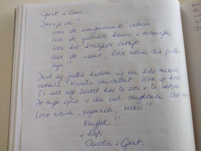 review Carolien