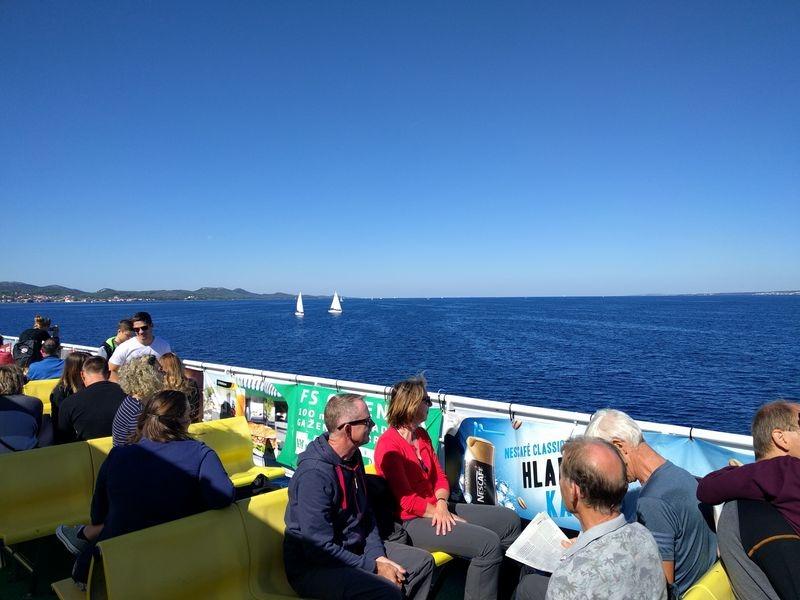 veerboot Zadar Preko