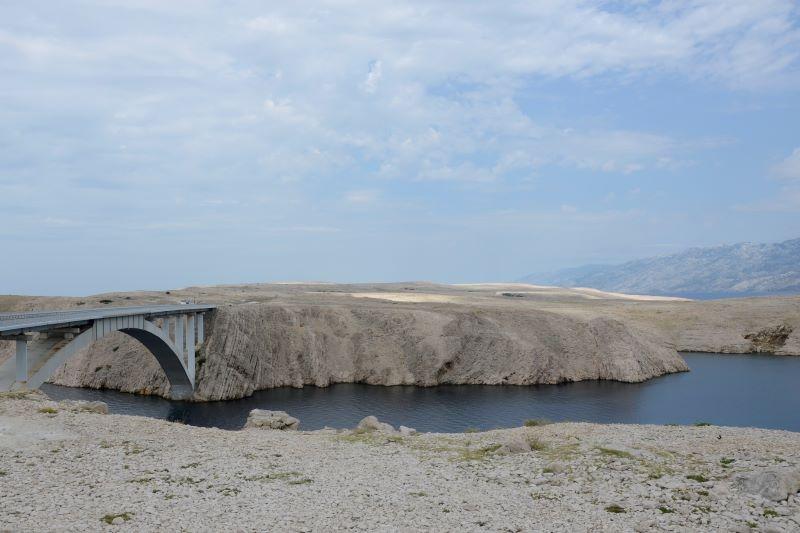 eiland Pag, brug