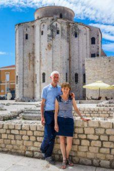vakantie bij Belgen in Kroatië