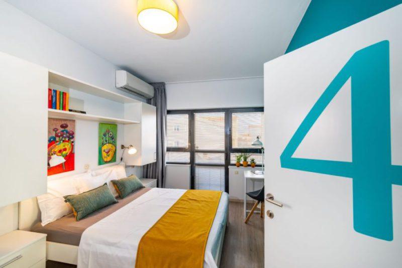 kamer 4 B&B Kuca Bajlo Zadar vakantie bij belgen in Kroatië