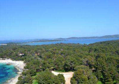 Uitzicht vuurtoren Dugi Otok