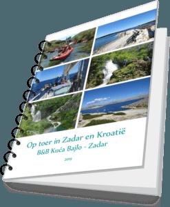E-book B&B Kuca Bajlo Zadar Kroatië