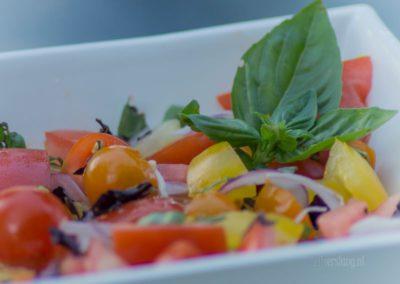 vegetarisch avondmaal kuca Bajlo