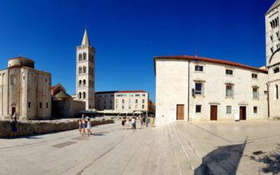 Zadar, Benedictijner klooster