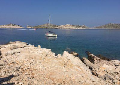Kornati eilanden