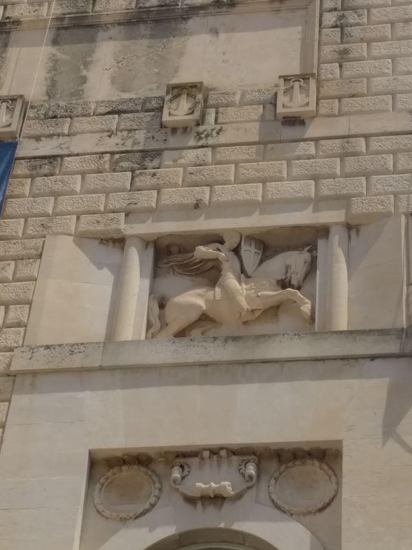 sv. Krsevan, beschermheilige Zadar