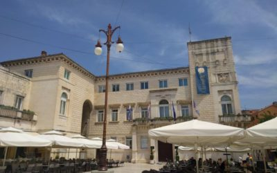 Zadar, de eerste stad in Kroatië met elektrische straatverlichting