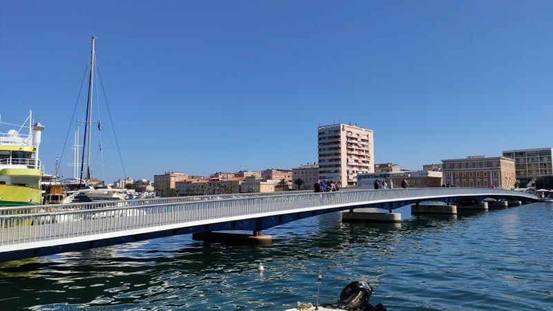 stadsbrug Zadar