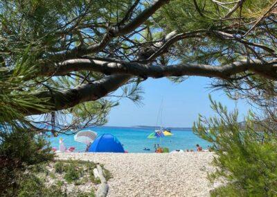 Veli zal strand Dugi Otok