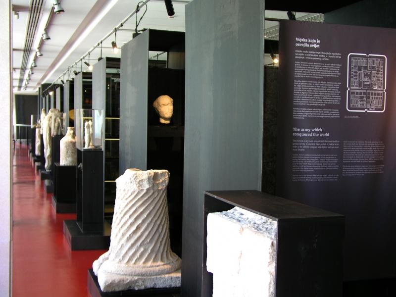 archeologisch museum Zadar