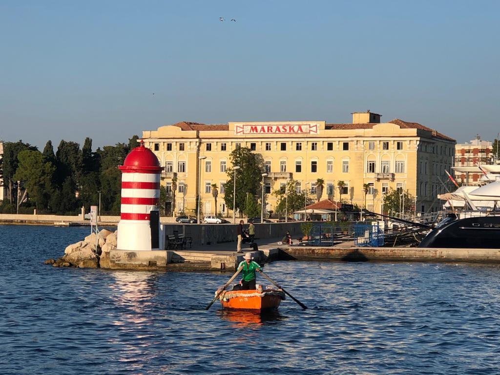 Barkajoli Zadar roeiboot