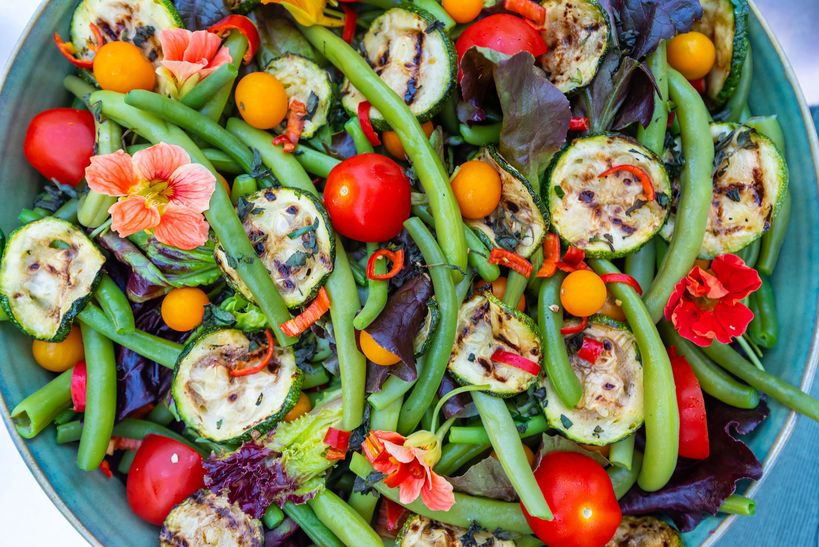 boontjes salade