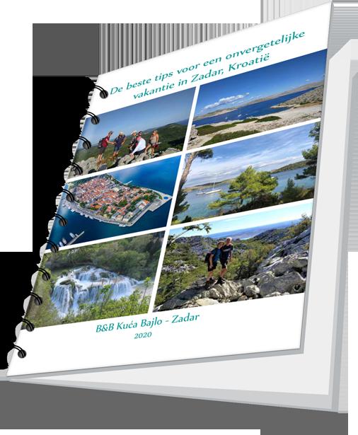 e-book onvergetelijke vakantie