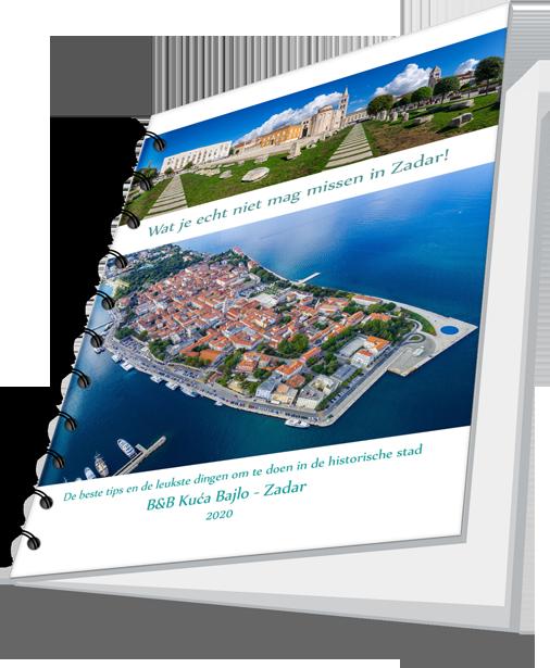 Wat je echt niet mag missen in Zadar