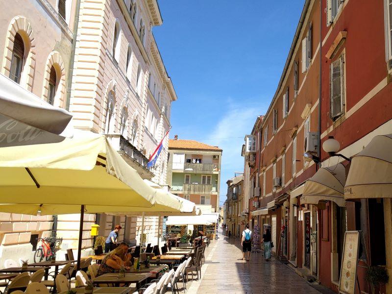 gerechtsgebouw Zadar