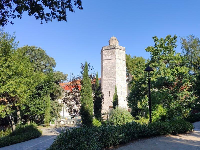 Zadar kapiteins toren