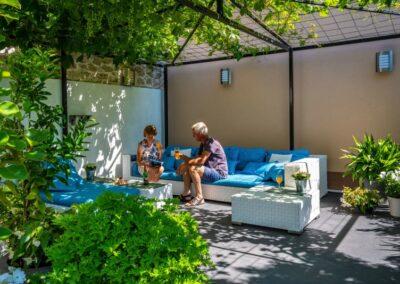 zithoek Griet en Anri B&B Zadar