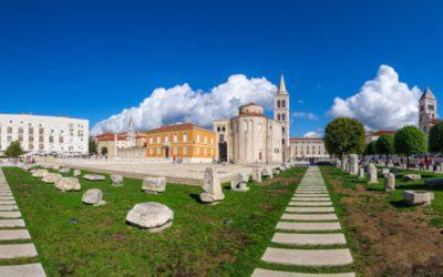 Stadswandeling en bezienswaardigheden van Zadar