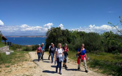 Wandelen in Kroatië, 3 tips voor wandelingen in de omgeving van zadar