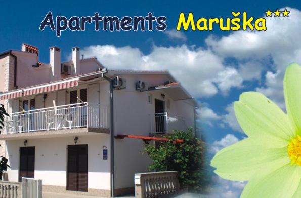 apartments Maruska' in Okrug Gornji Belgen in kroatië