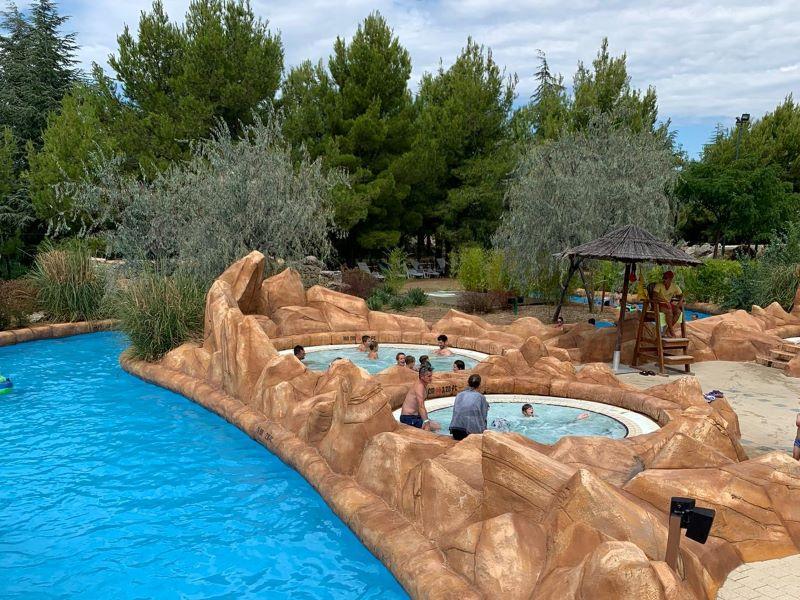 aquapark Solaris, Sibenik, vakantie met kinderen in Kroatië
